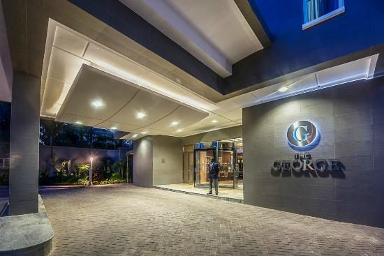 The George hotel, Ikoyi, Nigeria