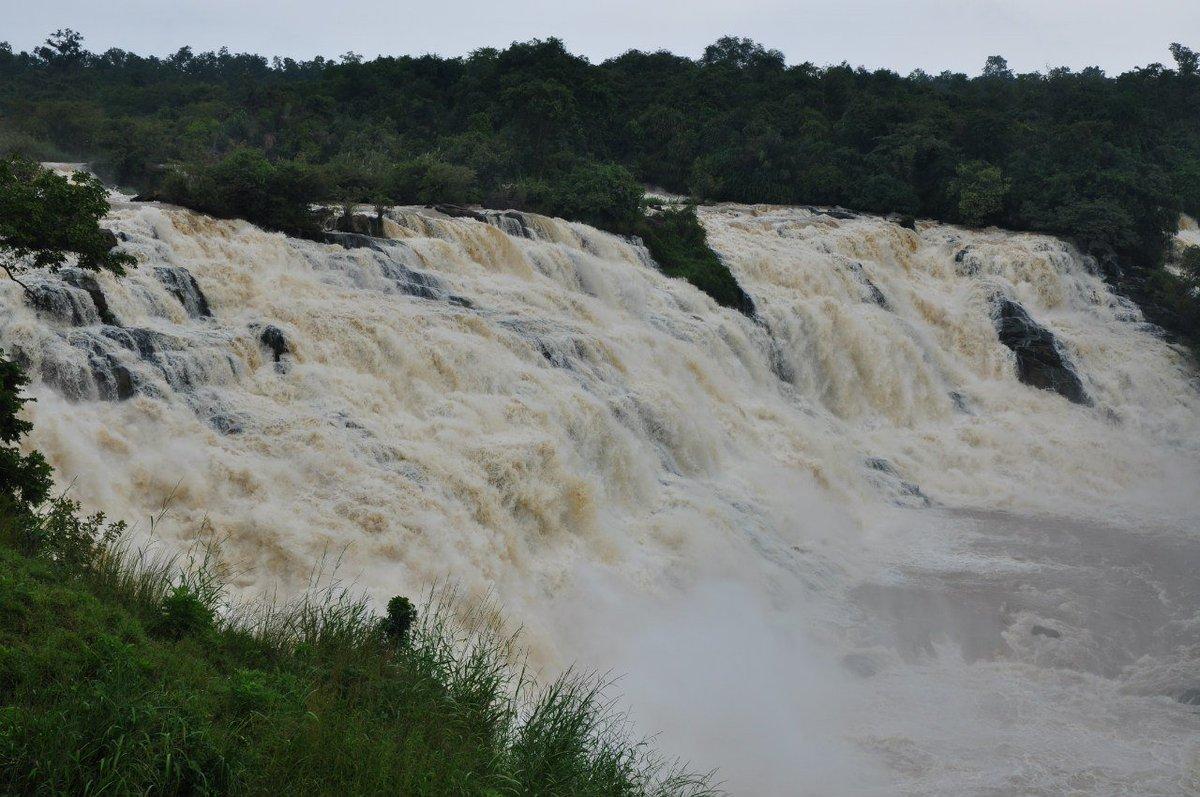 Gurara waterfalls in nigeria