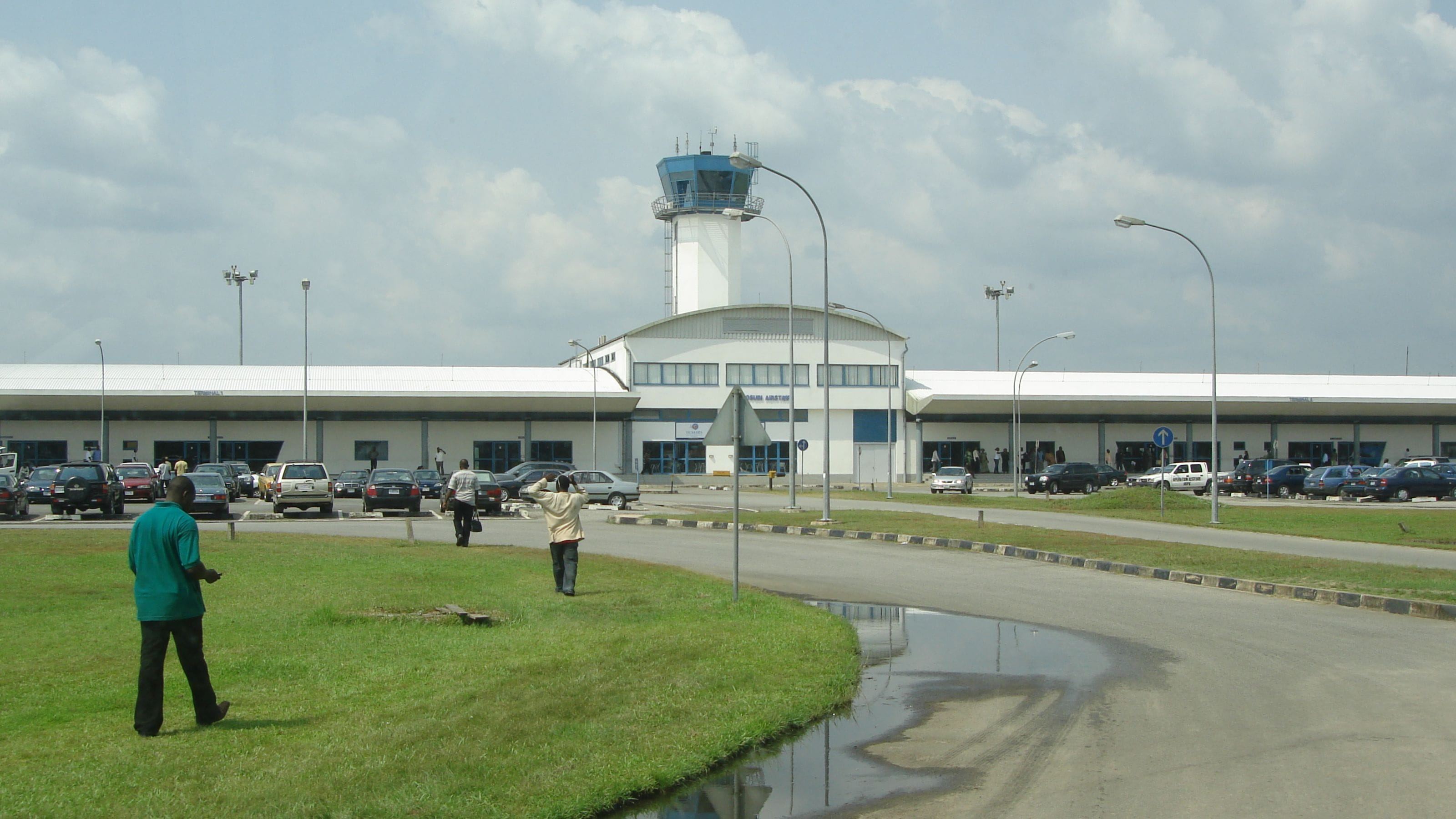 What Not to Eat at The Port Harcourt Airport