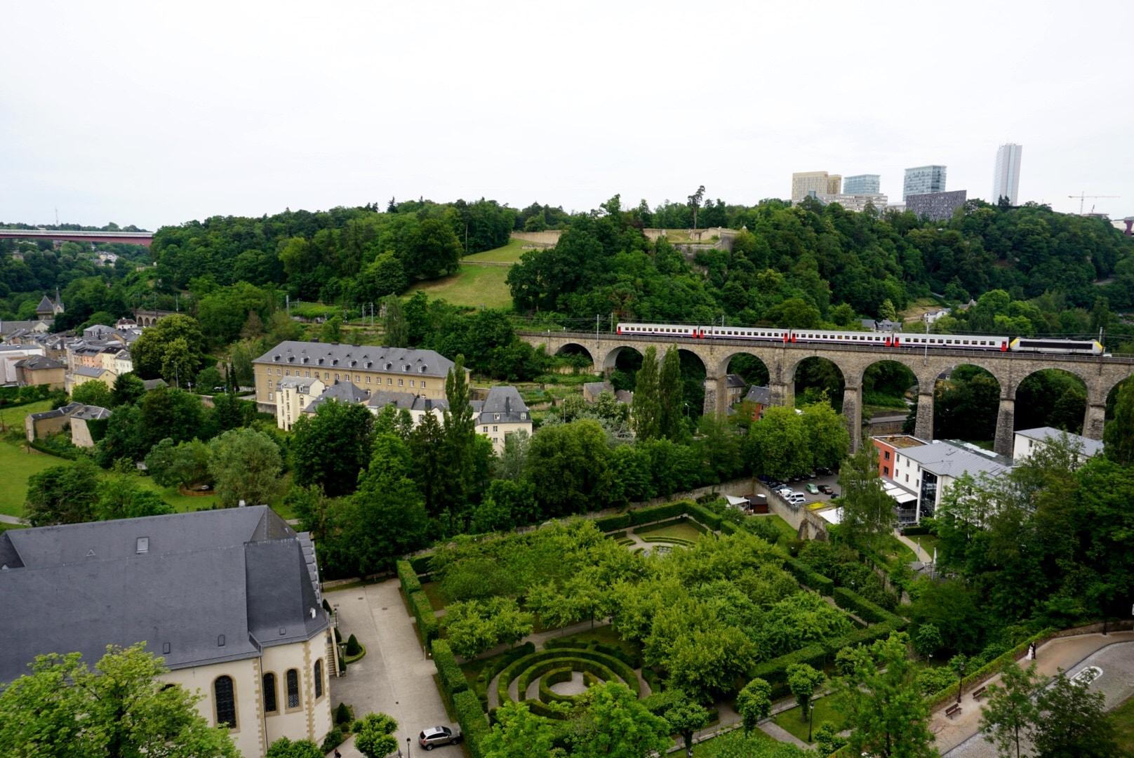 most powerful passport, Luxembourg
