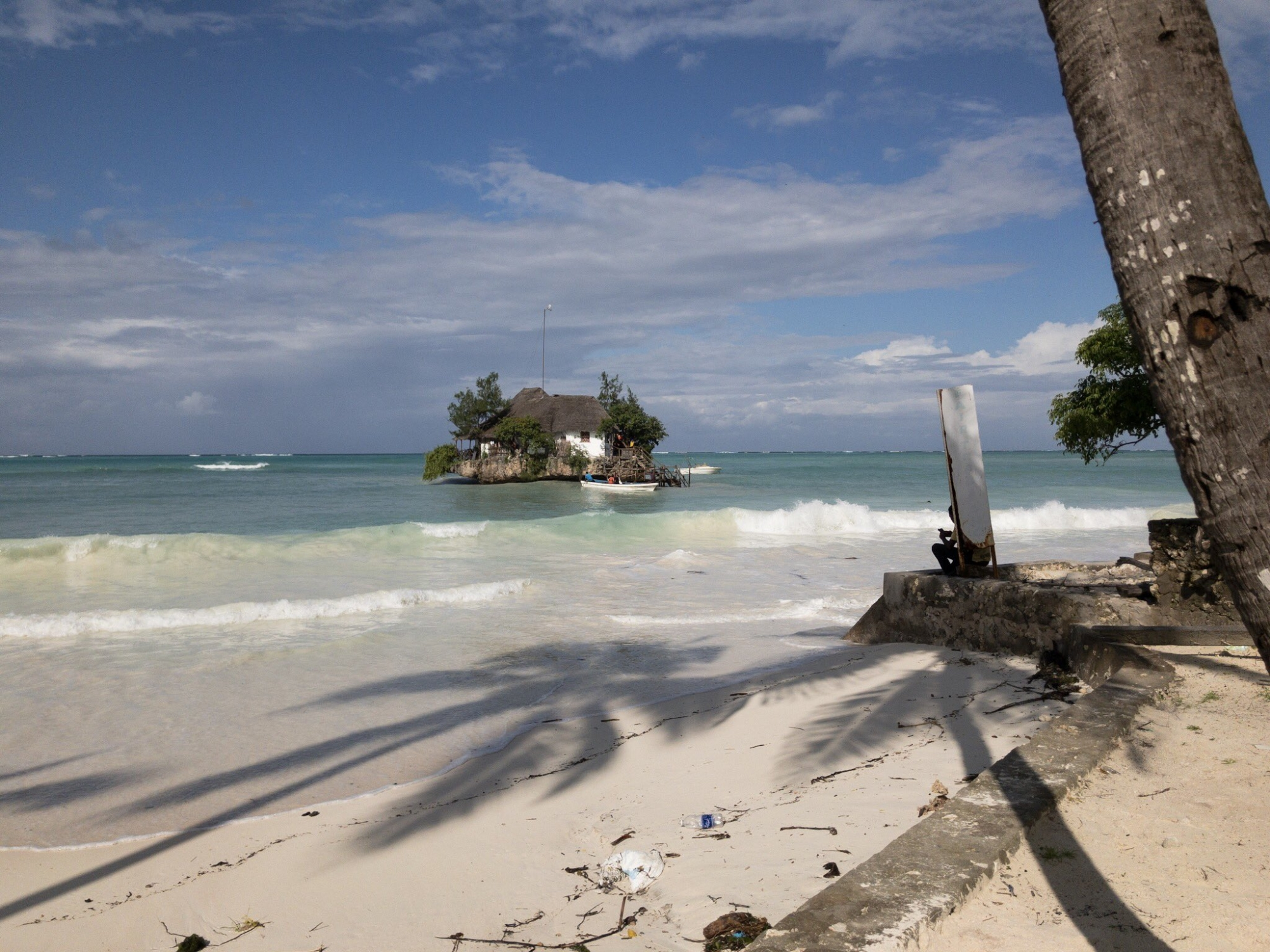 Why Nosa Thinks You Should Probably Cancel That Vacation To Zanzibar