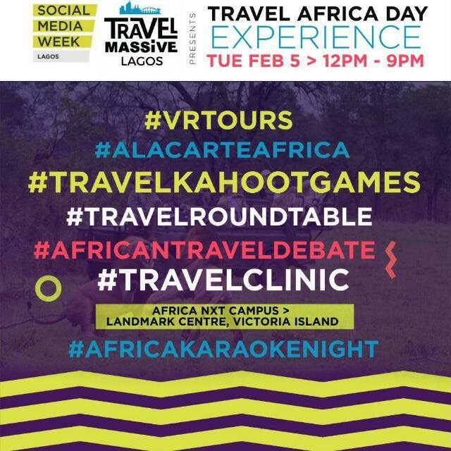 Travel Africa day at social media week